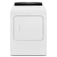 Whirlpool Cabrio� WED7000DW Electric 7.0 cu. ft.  White High Efficiency Top Load Dryer - WED7000DW - IN STOCK
