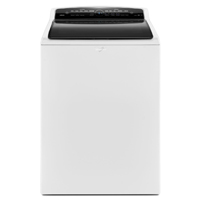 Whirlpool Cabrio� WTW7300DW 4.8 cu. ft. White High Efficiency Top Load Steam Washer - WTW7300DW - IN STOCK