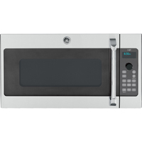 G.E. Cafe CSA1201RSS 1.7 Cu. Ft. Stainless Over-the-Range Microwave Oven - CSA1201RSS - IN STOCK