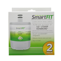 Smartfit SFRL-1 Refrigerator Filters LG LT500P Replacement  - SFRL-1 / SFRL1 - IN STOCK