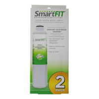 Smartfit SFRS-2 Refrigerator Filters Samsung DA29-00020B Replacement (2 Pack) - SFRS-2 / SFRS2 - IN STOCK
