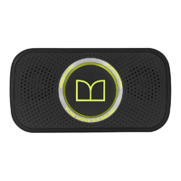 Monster Superstar Bluetooth Speaker - Black/Neon Green - SPSTRBTBKNGR - IN STOCK