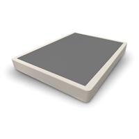 iAmerica by Serta Grey Full Wood Box Spring Foundation - 962899-5030 - IN STOCK