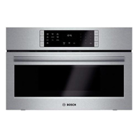 Bosch 800 Series HMC80151UC 30 in. Stainless Speed Microwave Oven - HMC80151UC - IN STOCK