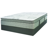 iAmerica by Serta Independence II Super Pillow Top California King Mattress - 957443-1070 - IN STOCK