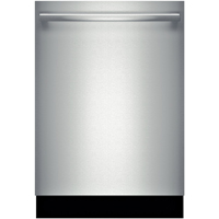 Bosch 800 Series SHX68TL5UC Stainless 3rd Rack Bar Handle Dishwasher - SHX68TL5UC - IN STOCK