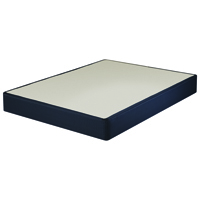iAmerica by Serta Grey Queen Wood Box Spring Foundation - 962899-5050 - IN STOCK