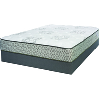 iAmerica by Serta iAmerica Veteran II Plush King Mattress - 957652-1060 - IN STOCK