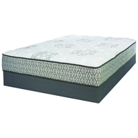 iAmerica by Serta Star Spangled Plush Twin Mattress - 952577-1010 - IN STOCK