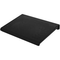 Aluratek Slim USB Laptop Cooling Pad (Black) - ACP01FB - IN STOCK