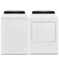 Whirlpool White Front Load Washer/Dryer Pair - WTW7000PR - IN STOCK