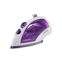 Panasonic 1200W Stainless Steel U-Shape Adjustable Steam Iron - NI-E660SR / NIE660 - IN STOCK