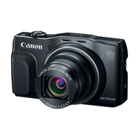 Canon PowerShot SX710 HS Digital Camera (Black) - SX710 - IN STOCK