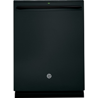 G.E. Profile PDT720SGHBB 46dB Black Built-in Dishwasher - PDT720SGHBB - IN STOCK