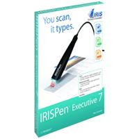 IRIS IRISPen 7 Executive Portable and USB-powered Digital Pen - 457887 - IN STOCK