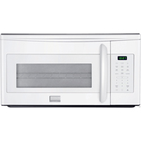 Frigidaire Gallery FGMV175QW 1.7 Cu.Ft. 1000W White Over-the-Range Microwave - FGMV175QW - IN STOCK