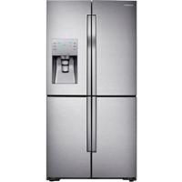 Samsung RF23J9011SR 22.5 cu. ft. Stainless Counter-Depth French 4-Door Flex Door Refrigerator - RF23J9011SR - IN STOCK