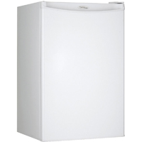 Danby DAR044A1WDD 4.4 Cu. Ft. White Compact All-Refrigerator - DAR044A1WDD - IN STOCK