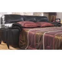 Ashley Signature Design Black Commando Full Sleeper Sofa with Innerspring Mattress - 6450036 - IN STOCK