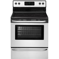 Frigidaire FFEF3024RS 5.4 Cu. Ft. Stainless Freestanding Range - FFEF3024RS - IN STOCK