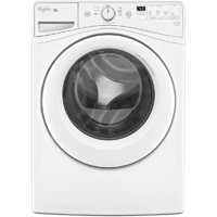 Whirlpool WFW72HEDW 4.2 Cu. Ft. White Front Load Washer - WFW72HEDW - IN STOCK