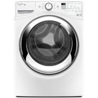 Whirlpool Duet WFW87HEDW 4.3 Cu. Ft. White Front Load Steam Washer - WFW87HEDW - IN STOCK