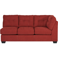 Ashley Signature Design 4520283 Maier Sienna Contemporary RAF Full Sleeper Sofa - 4520283 / 4520283 - IN STOCK