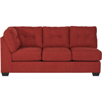 Ashley Signature Design Maier Sienna Contemporary LAF Sofa - 4520266 - IN STOCK