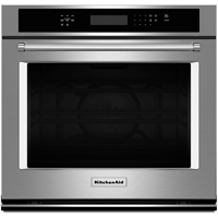 Kitchen Aid KOSE500ESS 30 in. Stainless Convection Single Wall Oven - KOSE500ESS - IN STOCK