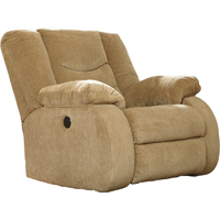Ashley Signature Design Garek Sand Contemporary Power Recliner - 9200298 - IN STOCK