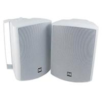 Dual 5.25 in. Indoor/Outdoor 3-Way Dynamic Loudspeakers -  White - LU53PW - IN STOCK