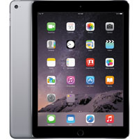 Apple MGL12 iPad Air 2 16GB  Wi-Fi Tablet - Space Gray - MGL12LL/A / MGL12 - IN STOCK