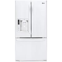 LG LFX28968SW 26.8 Cu. Ft. White French Door Refrigerator - LFX28968SW - IN STOCK