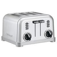 Cuisinart Metal Classic 4-Slice Toaster - CPT-180 / CPT180 - IN STOCK