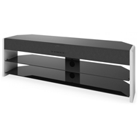 CorLiving Santa Brio Glossy White 70 in. TV Stand with Sound Bar  - TSB-919-T / TSB919T - IN STOCK