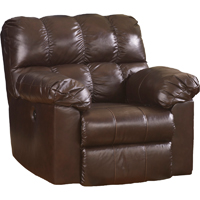 Ashley Signature Design 2900198 Kennard Chocolate Contemporary Power Rocker Recliner - 2900198 / 2900198 - IN STOCK