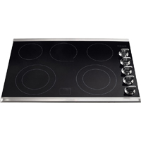 Frigidaire Gallery FGEC3067MS 30 in. Stainless 5 Burner Electric Cooktop - FGEC3067MS - IN STOCK
