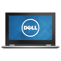 Dell Inspiron, 11.6 in. Touchscreen, Intel Core i3-4010U, 4GB RAM, 500 GB HDD, Windows 8.1, Tablet PC - i3148-8840sLV / I31488840SLV - IN STOCK