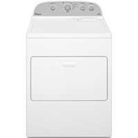 Whirlpool WGD5000DW Gas 7.0 Cu. Ft. White High Efficiency Top Load Dryer - WGD5000DW - IN STOCK