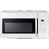 Samsung ME16H702SEW 1.6 Cu.Ft. White Over-the-Range Microwave - ME16H702SEW - IN STOCK