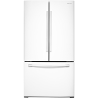 Samsung RF26HFENDWW 25.5 Cu. Ft. White French Door Refrigerator - RF26HFENDWW - IN STOCK