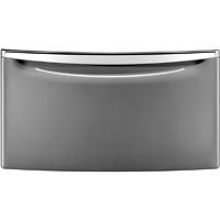 Whirlpool XHPC155YC 15.5 in. Chrome Shadow Premium Laundry Pedestal - XHPC155YC - IN STOCK