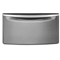 Whirlpool XHPC155YU 15.5 in. Diamond Steel Premium Laundry Pedestal - XHPC155YU - IN STOCK
