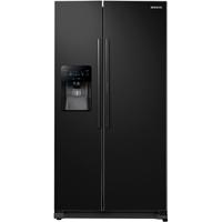 Samsung RH25H5611BC 24.7 Cu. Ft. Black Side-by-Side Food ShowCase Refrigerator - RH25H5611BC - IN STOCK
