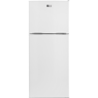 Frigidaire FFTR1022QW 9.9 Cu. Ft. White Top Freezer Refrigerator - FFTR1022QW - IN STOCK