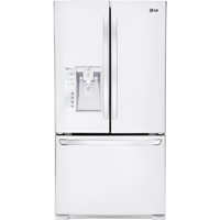 LG LFXS29626W 28.7 Cu. Ft. White French Door Refrigerator - LFXS29626W - IN STOCK