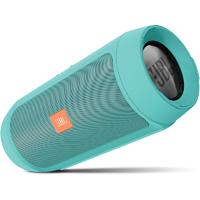 JBL Charge 2+ Splashproof Bluetooth Speaker - Teal - CHARGE2+TEAL - IN STOCK