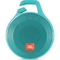 JBL Clip+ Rugged Splashproof Bluetooth Speaker - Teal - CLIP+TEAL - IN STOCK