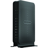 Netgear 802.11n Dual-Band Gigabit WiFi Cable Modem & Router - C3700100NAS - IN STOCK