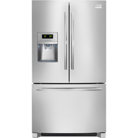 Frigidaire Professional FPHF2399PF 21.9 Cu. Ft. Stainless Counter-Depth French Door Refrigerator - FPHF2399PF - IN STOCK